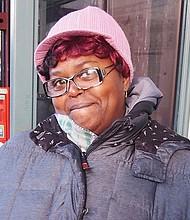 She'd be good. She might bring some changes to Washington.—Deborah Coleman, Homemaker, Dorchester