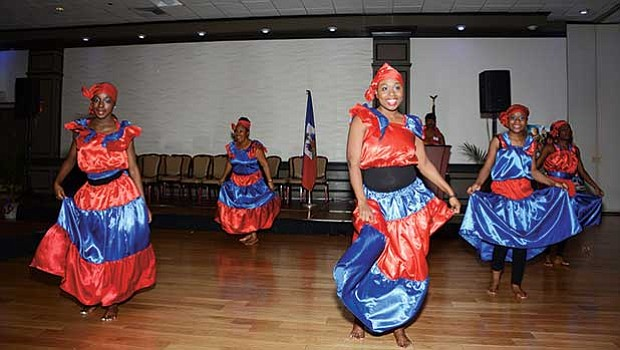 The 19th Annual Haitian Independence Day Gala organized by The Haitian- Americans United, Inc. (H.A.U.)  was held on Saturday, Jan. 6, at Lombardo's in Randolph. The event celebrates the 214th Anniversary of Haiti's Independence.