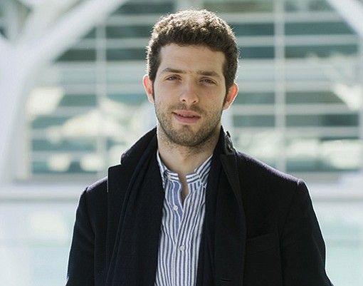 Israeli conductor Omer Meir Wellber takes the podium as he makes his Houston Symphony debut for Tchaikovsky 4 on Jan. ...