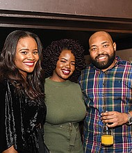 #LiteWork Events hosted a New Years Day party at Scholars Lounge. Party goers brought in the New Year with sounds by Hypatone. For more information on upcoming #LiteWork events, visit www.liteworkevents.com