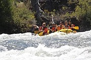 Nature excursions that include whitewater rafting, mountaineering, wildlife viewing, and hiking trails in the central Oregon area around Bend, through the program, Unify Portland, Living Free, is designed to take at-risk-youth out of the gang life.