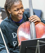 Project STEP musicians will perform at the Museum of Fine Arts.