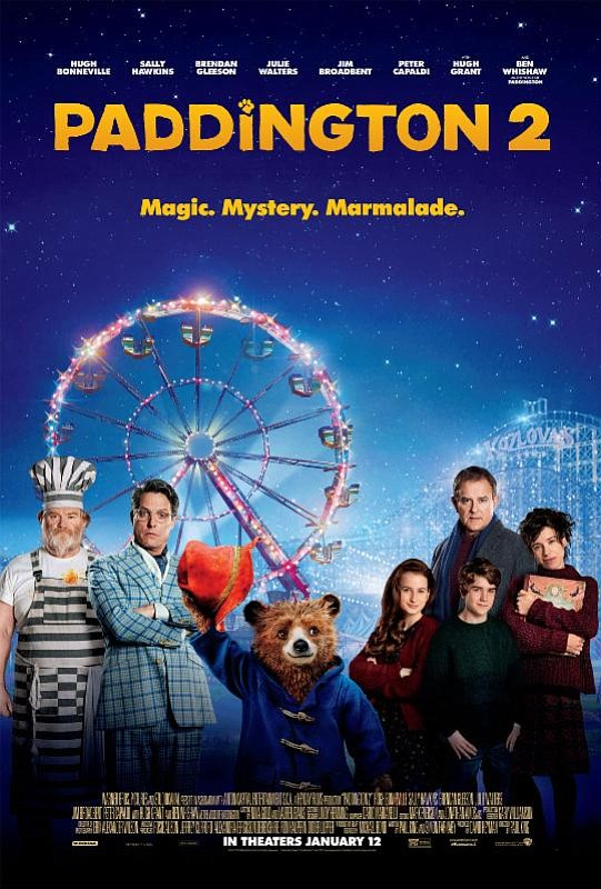 """Following the worldwide hit """"Paddington,"""" one of the most successful family films of all time, this much-anticipated sequel finds Paddington ..."""