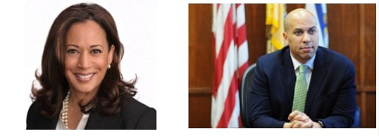 This afternoon, the Senate Judiciary Committee announced that Senator Kamala Harris (D-CA) and Senator Cory Booker (D-NJ) will replace former ...