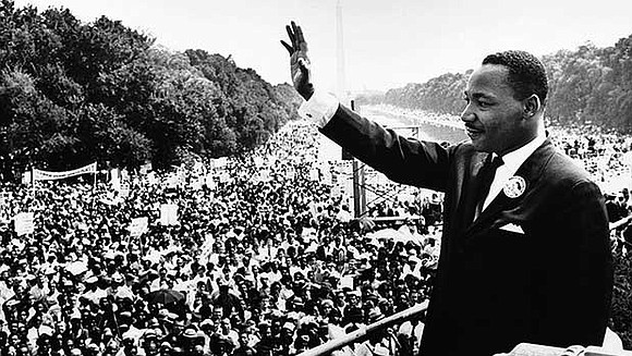 "Dr. Martin Luther King, Jr.'s 1963 ""I have a dream"" speech, delivered at the March on Washington, set the tone ..."
