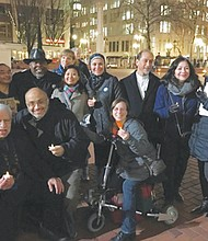 "Interfaith leaders in Portland are following in the path of the late Dr. Martin Luther King Jr. by forming a ""Beloved Community of Oregon"" organization to bring people together. Clergy from the group gathered last January for a silent march and mediation to respond to a new era of hate speech, hate crimes and racial profiling"