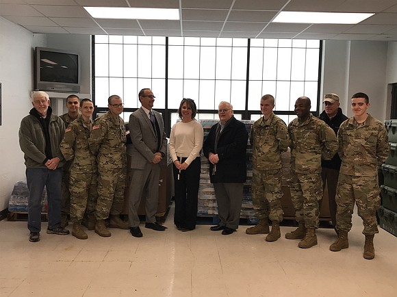 The Will County Veterans Assistance Commission received a generous donation last Thursday from Cadence Premier Logistics and the Illinois Trucking ...