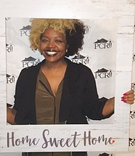 Sommer Martin considers the possibilities of home ownership during a Pathway 1000 Home Ownership Education Forum by Portland Community Reinvestment Initiatives, Inc. (PCRI)