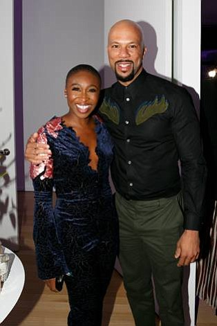 Tony, Grammy and Emmy award-winning actress Cynthia Erivo celebrated her 31st birthday Jan. 8