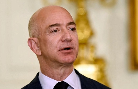 Jeffrey P. Bezos, founder of Amazon and owner of The Washington Post, announced Friday that he is donating $33 million ...