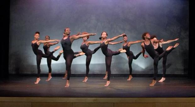 Restoration Dance Youth Ensemble