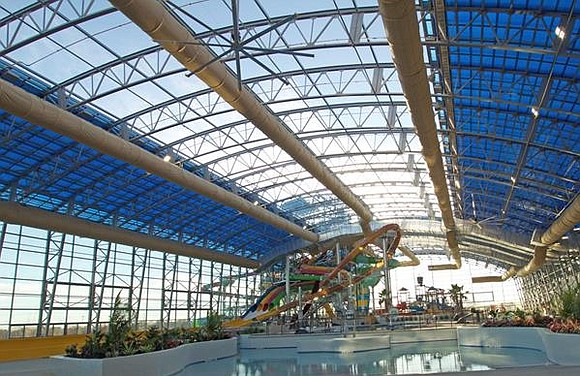 Grand Prairie, Texas is abuzz today as the city officially opens a new waterpark that is as grand as its ...