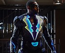 Cress Williams plays Black Lightning on the CW. - Photo/CW
