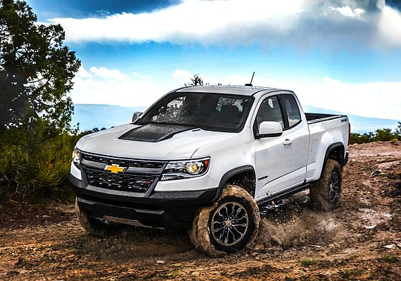 The Chevrolet Colorado ZR2 is Cars.com's Best Pickup Truck of 2018. The Colorado ZR2 was one of two Chevrolet nominees ...