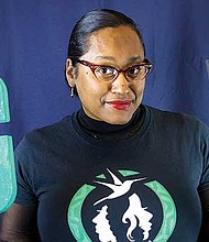 Alina Lopez Thomas, GROWN Women founder and creative director.