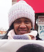 Get more involved in their communities. I'm in a homicide survivors group. There are things you can do other than going on Facebook and complaining.—Charmise Galloway, Program Coordinator, Roxbury