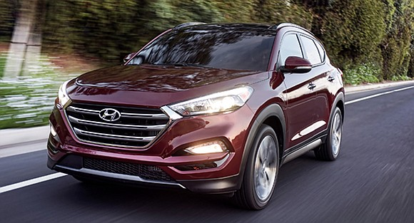 Impressive, that is the first thing that came to mind when we saw the 2018 Hyundai Tucson crossover.