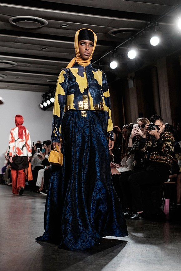 More and more, the New York Fashion Week shows are introducing diversity in the designers, fashions and models. Vivi Zubedi, ...