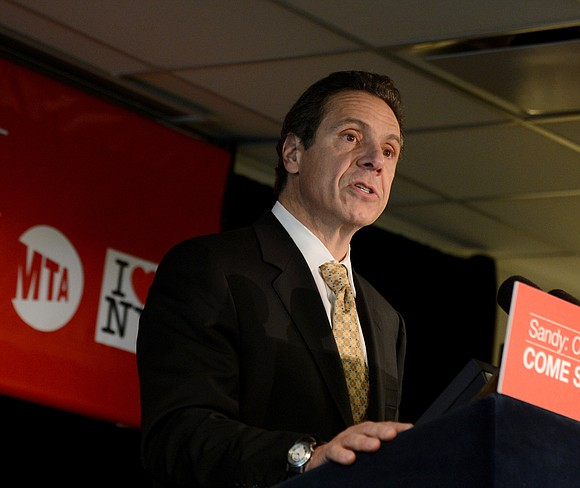Despite a slew of negative press and recent scandals, a new poll shows New York State Gov. Andrew Cuomo likely ...