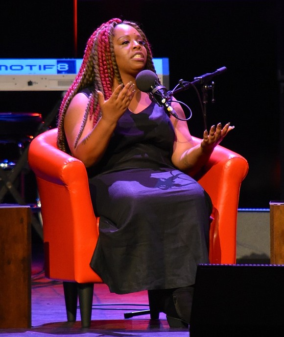 The world famous Apollo Theater, along with WNYC 93.9 FM, conducted a public panel on its historic stage this past ...