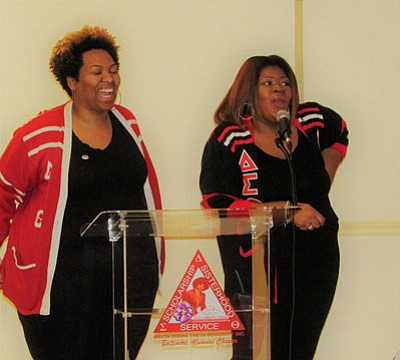 The Baltimore Alumnae Chapter of Delta Sigma Theta Sorority, Inc. is host to the M.A.D (Make a Difference) Girl Conference, ...