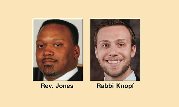 "The Rev. Kelvin F. Jones called on new Gov. Ralph S. Northam and his leadership partners to ""pursue an aggressive ..."