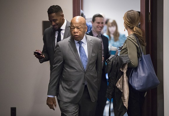 Democratic U.S. Rep. John Lewis of Georgia will speak at the Mississippi Civil Rights Museum, months after refusing to join ...