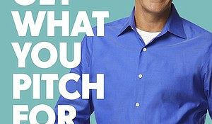 """""""You Get What You Pitch For"""" by Anthony Sullivan with Tim Vandehey c.2017, Da Capo Press$26.00 / $34.00 Canada       232 pages"""