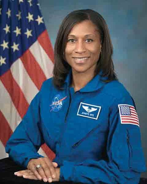 NASA astronaut Jeanette Epps, who was slated to become the first Black crew member..