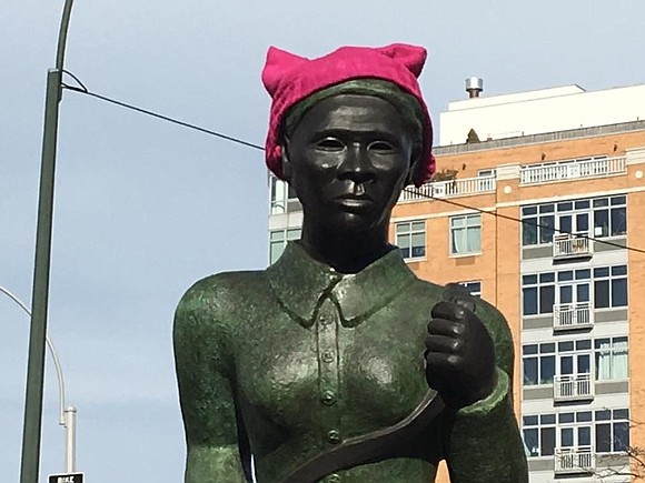 As a symbol of hope, strength and resilience to so many, Harriet Tubman would be an ideal spearhead for a ...