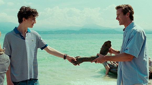 "Luca Guadagnino's latest film, ""Call Me By Your Name,"" isn't necessarily a gay movie at all, at least, not in ..."
