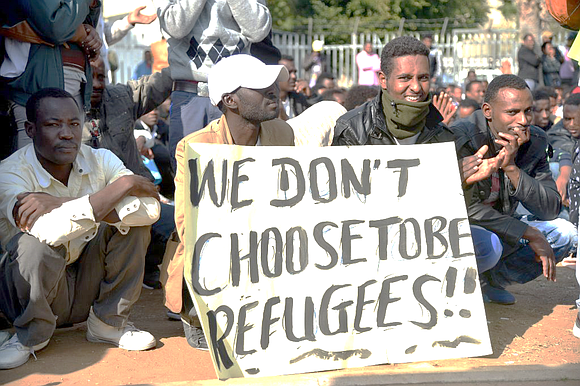 Under a so-called infiltrator's law, more than 1,000 African asylum seekers in Israel face deportation from Israeli detention centers starting ...