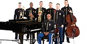 The Contemporary Arts Inc. presents The Ambassadors Jazztet on Friday, January 26, 2018 at 7 p.m. at the Randallstown Community Center located at 3505 Resource Drive in Randallstown, Maryland. The Ambassadors Jazztet of the United States Field Army Band and was developed in the legendary style of Art Blakey and the Jazz Messengers.