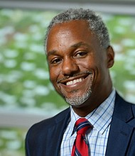 James E. Page, Jr. is Chief Diversity Officer and Vice President of Johns Hopkins Medicine.