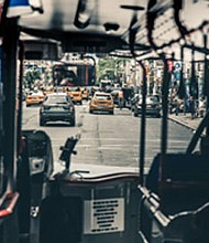Self-driving cars might seem to render public transportation obsolete. But the opposite is true. Autonomous buses have already made their way onto streets.