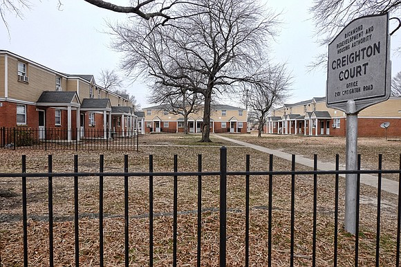 Work is finally underway to restore heat in 12 buildings in the Creighton Court public housing community, a failure of ...