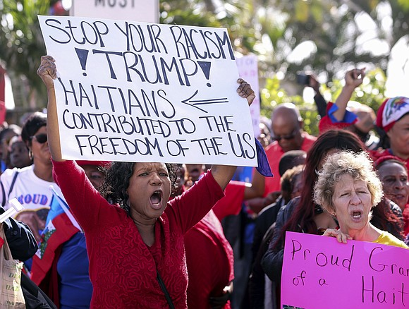 The NAACP has sued the U.S. Department of Homeland Security, citing President Donald Trump's disparaging comments about immigrants and their ...