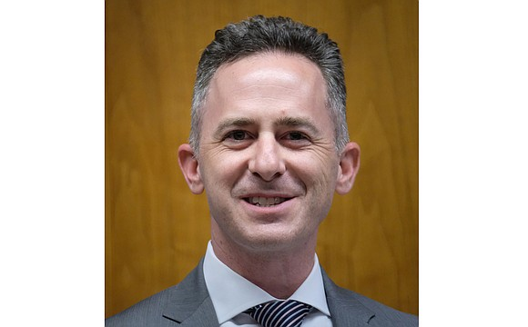 Jason Kamras, the new superintendent of Richmond Public Schools, will be sworn in at 9 a.m. Thursday, Feb. 1, in ...
