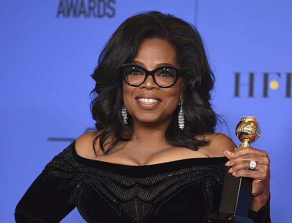 Before her iconic Golden Globes speech sparked a new presidential push on social media, Oprah Winfrey declared that she's not ...