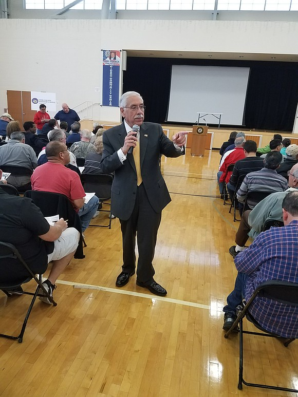 Assessor Berrios recently passed legislation that increased the senior exemption and reduced the annual household income required to qualify for ...