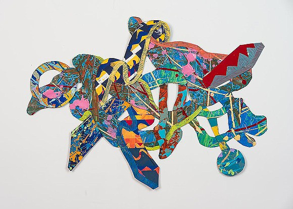 "Nicole Longnecker Gallery announces dual exhibitions; ""Danci' with Color"" featuring work by Atlanta-based artist Kevin Cole and ""George Smith"" by ..."