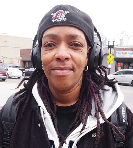 Crime. There are too many shootings. There was a young man killed on my street. Give the young people something to do.—Tina Anderson, Driver, Dorchester