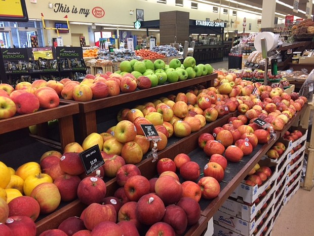 Residents of Joliet's east side don't have access to grocery stores that carry the wide-selection of fresh fruit, vegetables and other staples needed for a healthy diet.