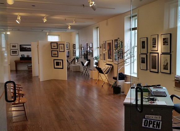 Gallery Seven has found a new home in Lockport at the Gaylord Building. Ten artists are putting the final touches ...