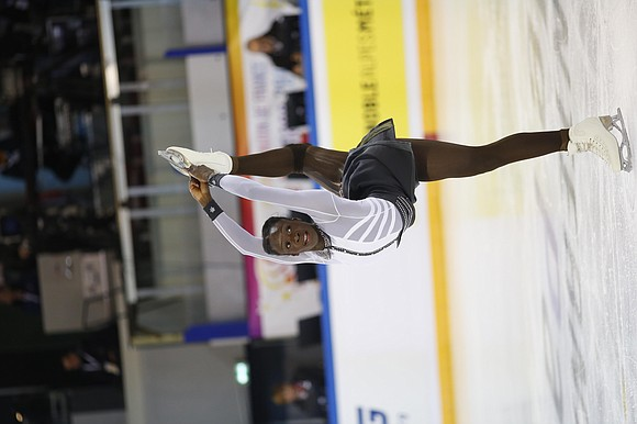 It went down to the wire for French ladies' figure skating champion Maé-Bérénice Méité, whose participation in the Olympic Winter ...