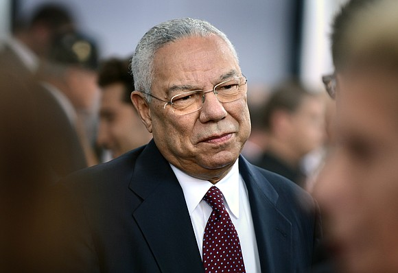 Colin Powell has worn many hats, among them: Secretary of State, Chairman of the Joint Chiefs of Staff, and National ...
