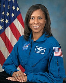 Astronaut Jeanette Epps, a Syracuse native, was guiding two astronauts at the International Space Station through a spacewalk from NASA's ...