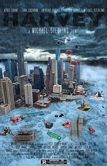 It has only been a few months since the devastating storm flooded our area, but a movie about Hurricane Harvey ...