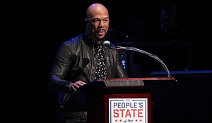 Common at the People's State of the Union at The Town Hall