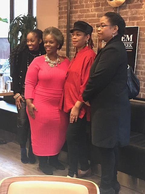 During a news conference held Tuesday afternoon at the Renaissance Restaurant (corner of West 132nd Street and Adam Clayton Powell ...